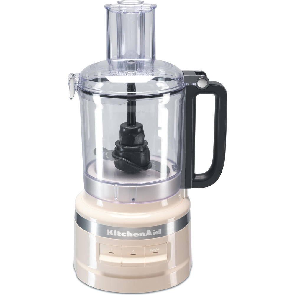 Kitchenaid 2.1l compact food pro - almond cream