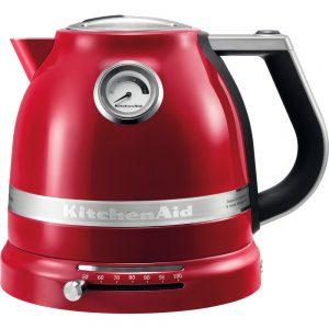 Kitchenaid artisan 1.5l kettle - empire red