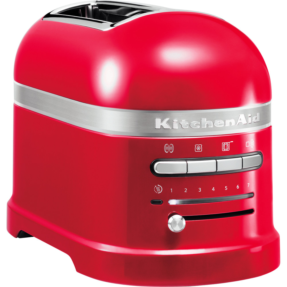 Kitchenaid artisan 2 slot toaster - empire red