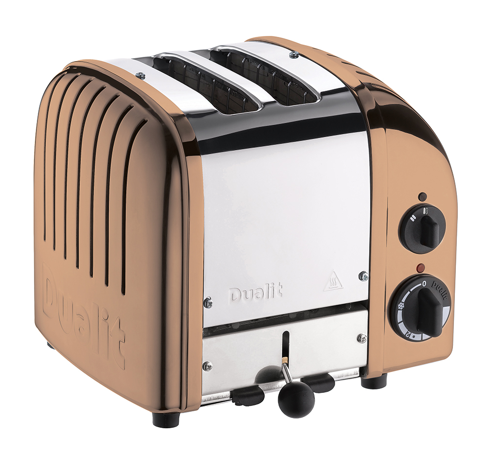 Dualit Classic Vario AWS Copper 2 Slot Toaster