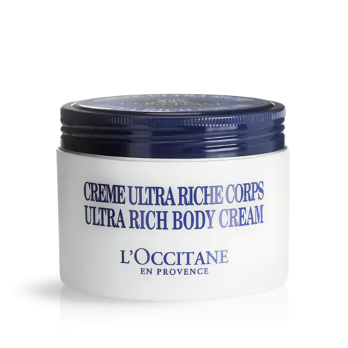 Shea Butter Ultra Rich Moisturiser Body Cream 200ml