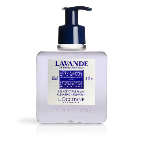 Lavender Cleansing Hand Wash 300ml