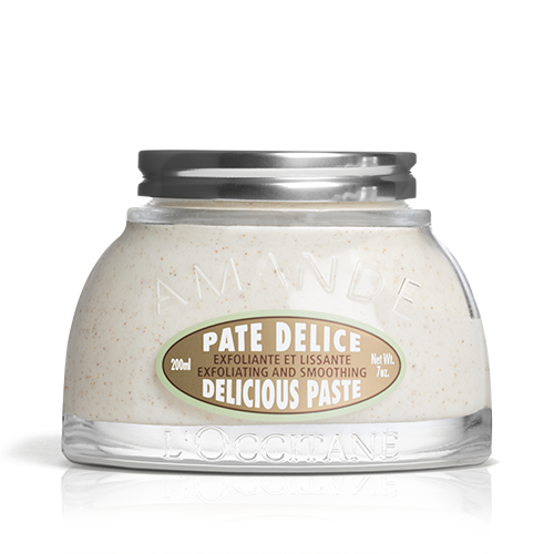Almond Delicious Paste Body Scrub 200ml