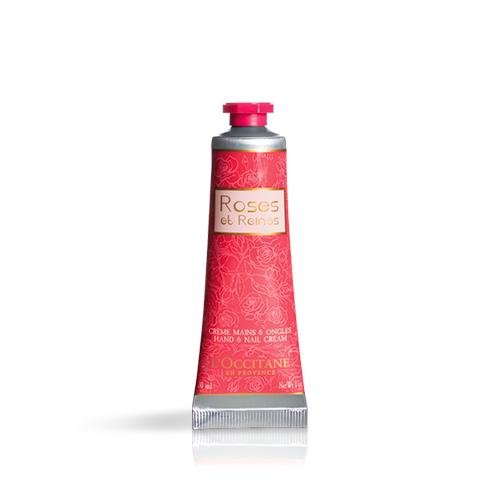 Roses et Reines Hand & Nail Cream (Travel Size) 30ml