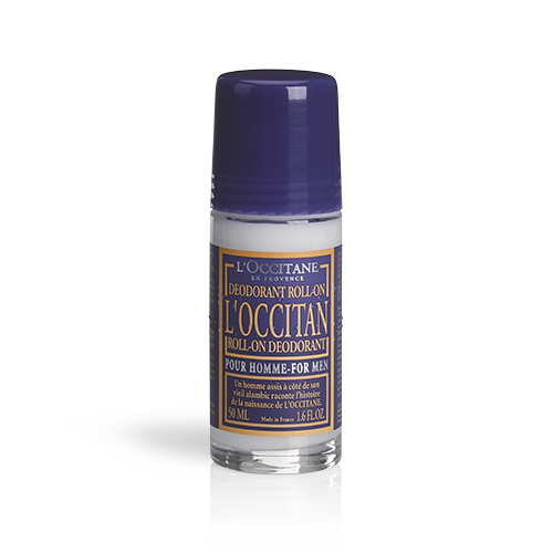 L'Occitan Roll-on Deodorant 50ml