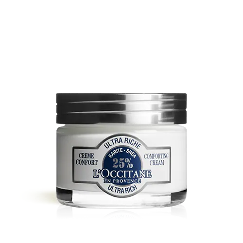 Shea Butter Ultra Comfort Face Cream 50ml