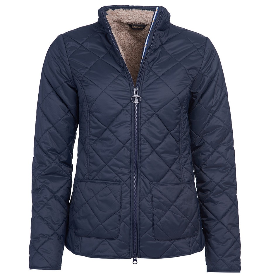 Barbour Petrel Quilt NAVY/18