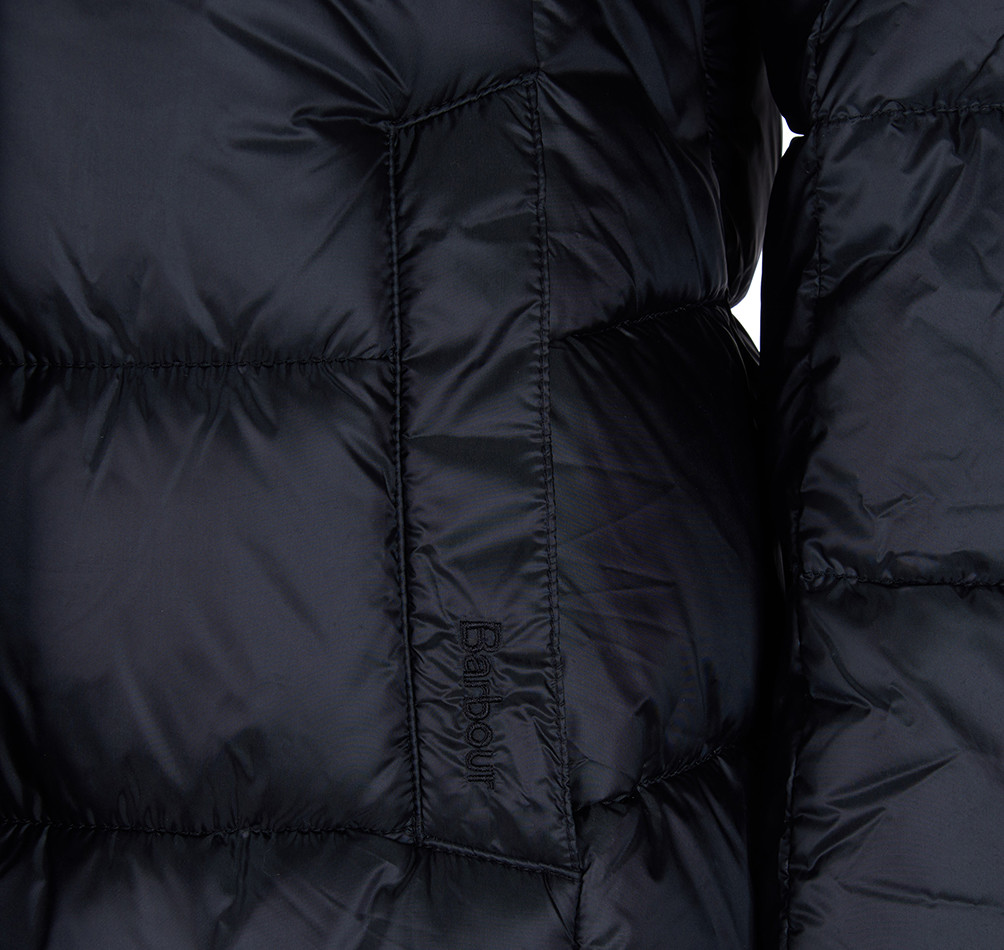 Barbour Earn Quilt BLACK/12
