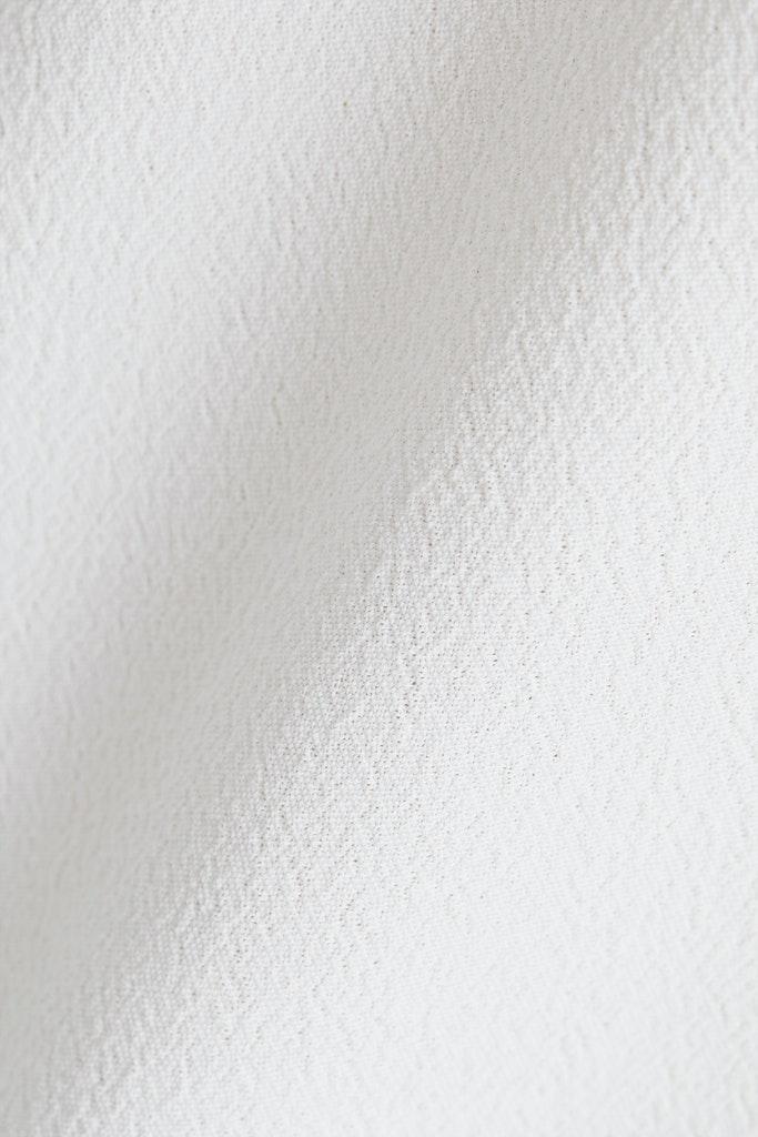 Blouse top made of LENZING™ ECOVERO™ Cream