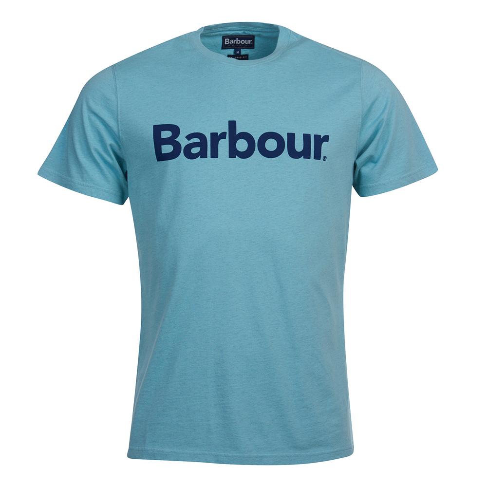 Barbour Ardfern Tee     BLUE/LARGE