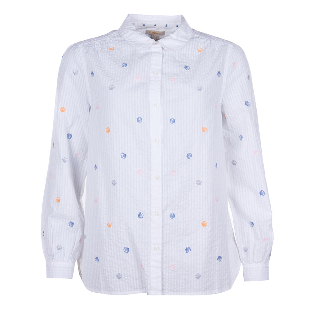Barbour Seaford Shirt WHITE/18