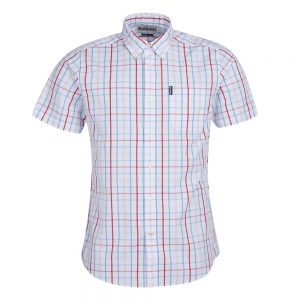 Barbour Tatte 18 SS TF  WHITE/LARGE