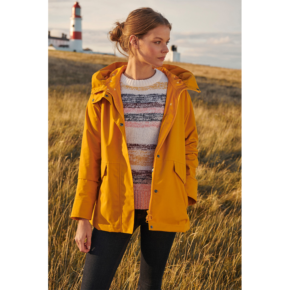 Barbour Mersey Jacket YELLOW/14