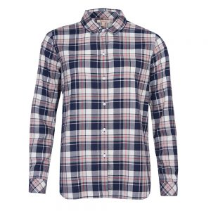 Barbour Stokehold Shir NAVY/12