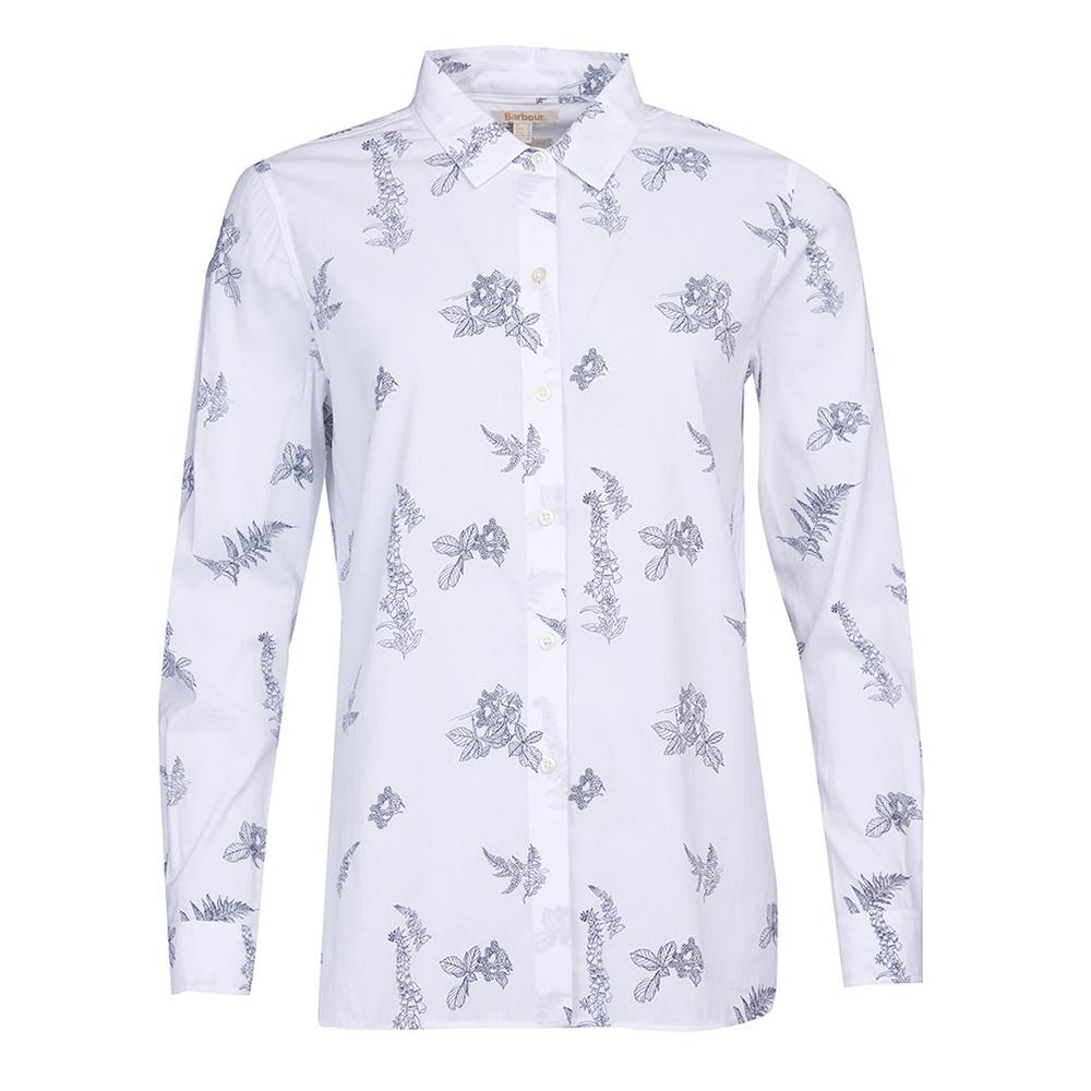 Barbour Safari Shirt CREAM/10
