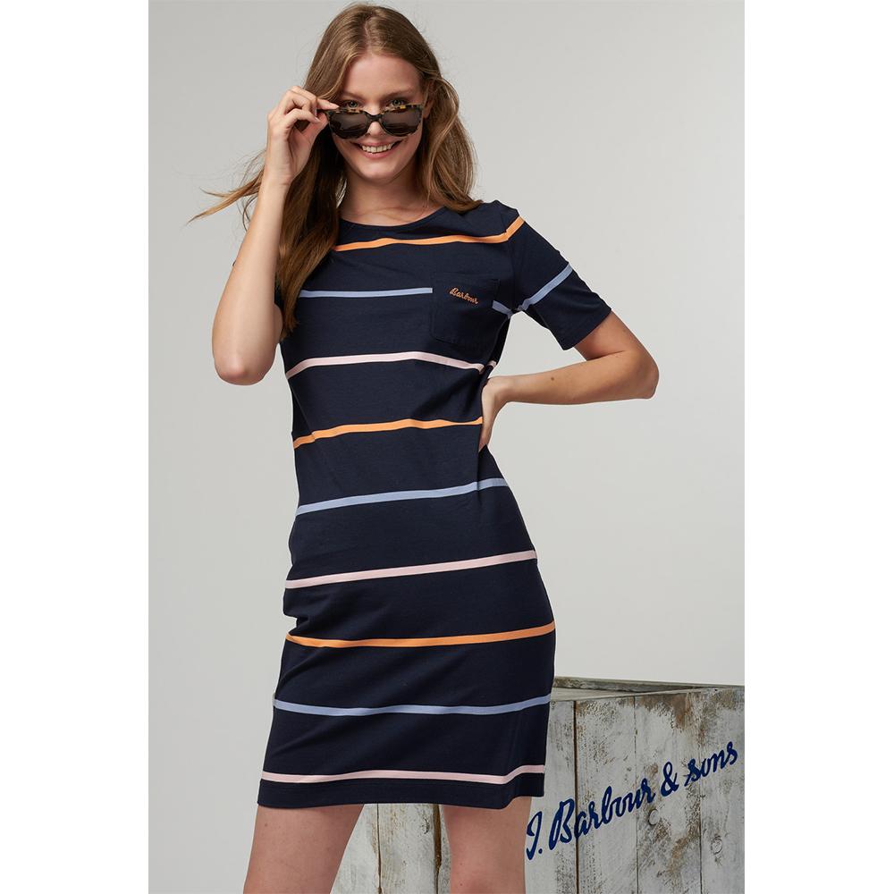 Barbour Stokehold Dress NAVY/14