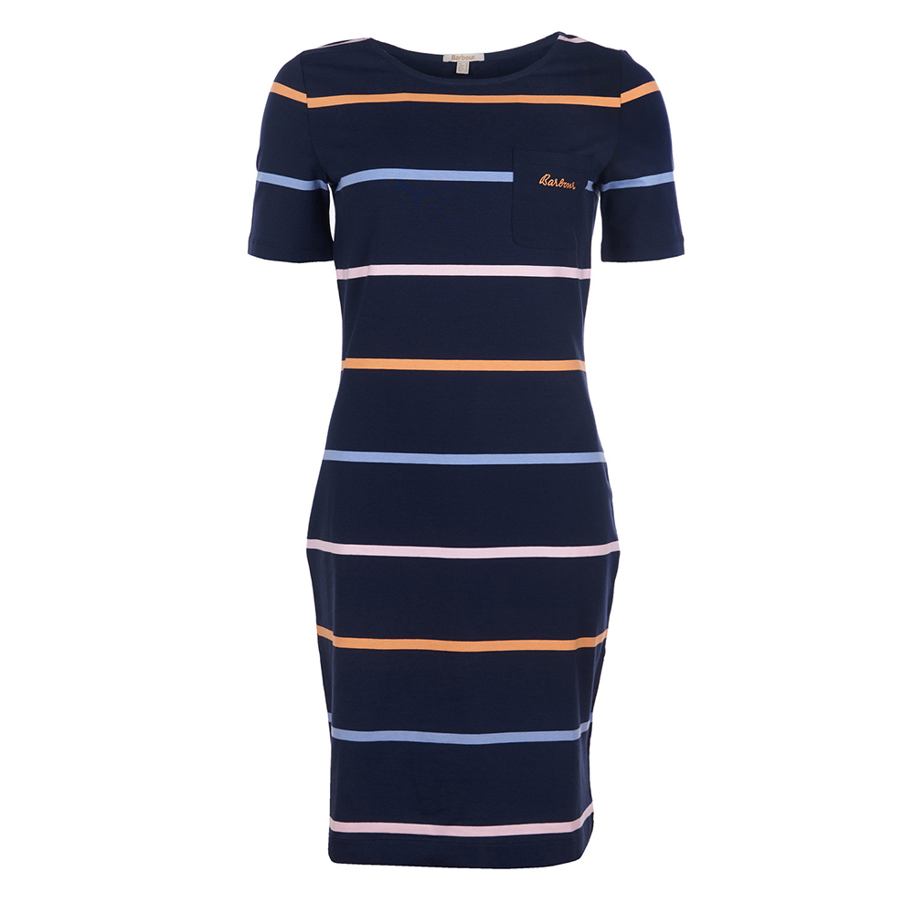 Barbour Stokehold Dress NAVY/8