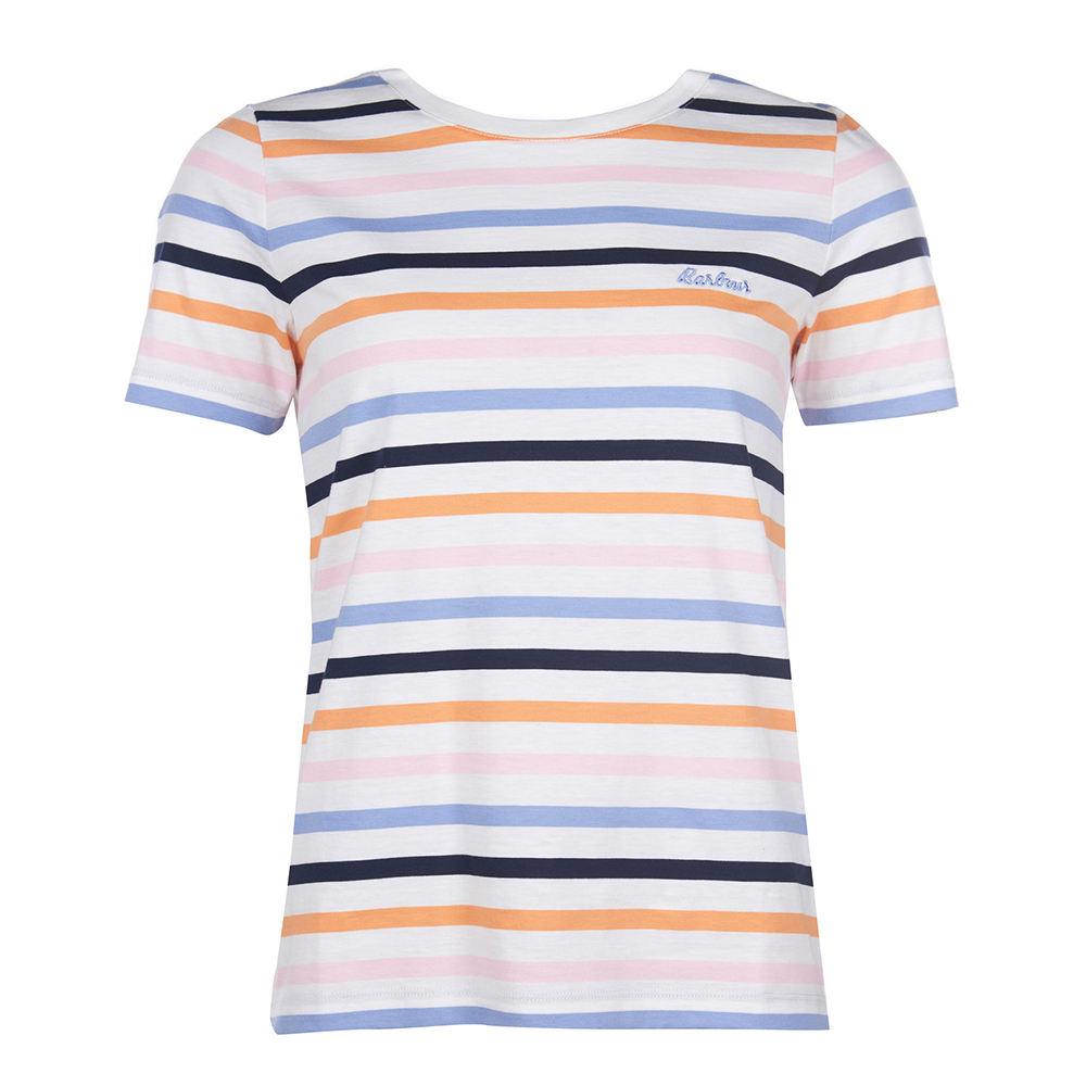 Barbour Newhaven Top WHITE/12