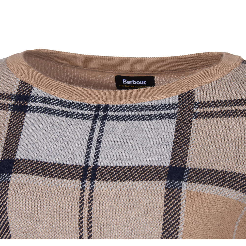 Barbour Forth Knit BEIGE/12