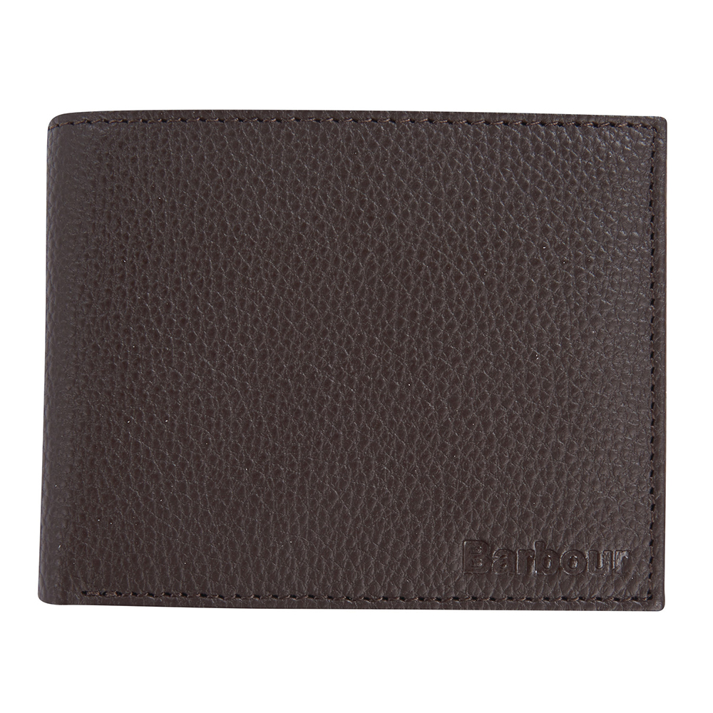 Men's Barbour Amble Leather I.D. Wallet