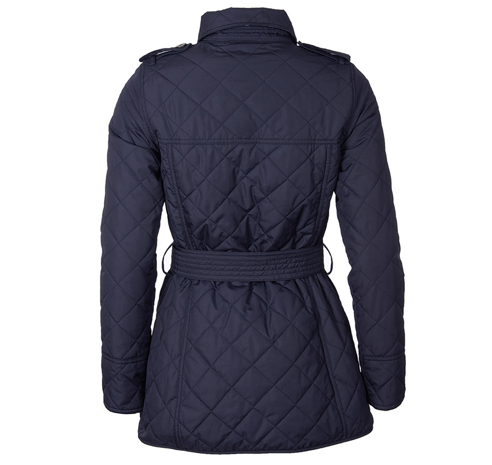 Barbour Tummel Quilt NAVY/12