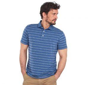 Barbour Blyth Str Polo  BLUE/XL
