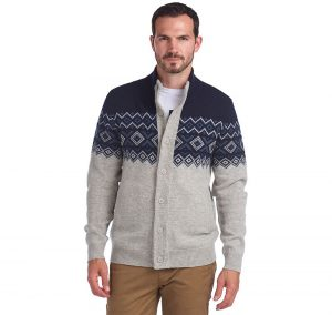 Barbour Kirk Butto Thu NAVY/XL
