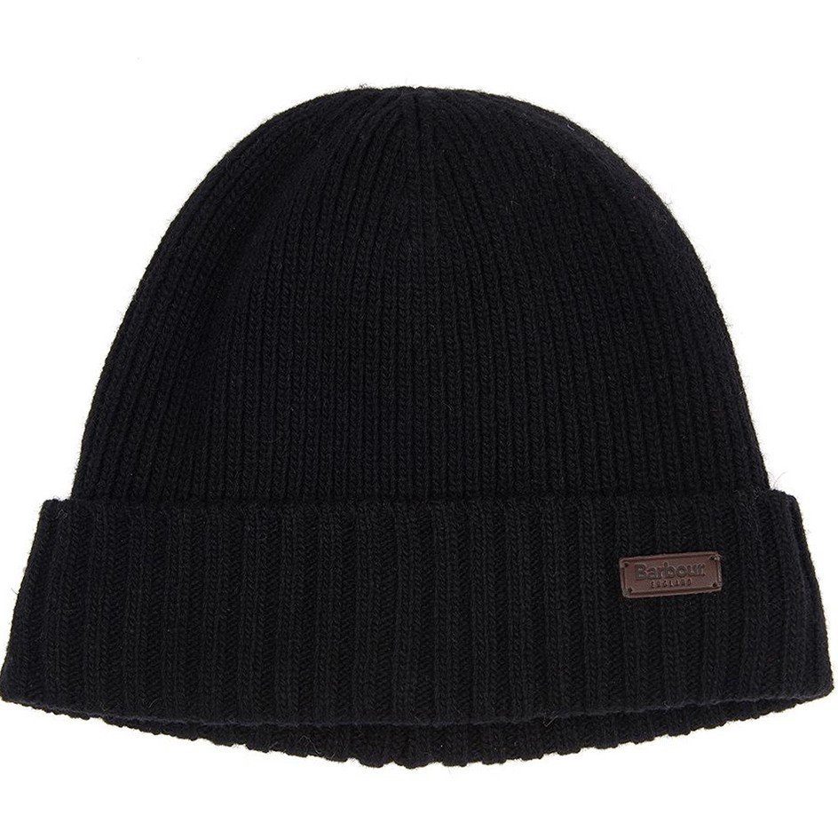 Barbour Carlton Beanie  BLACK/ONE SIZE