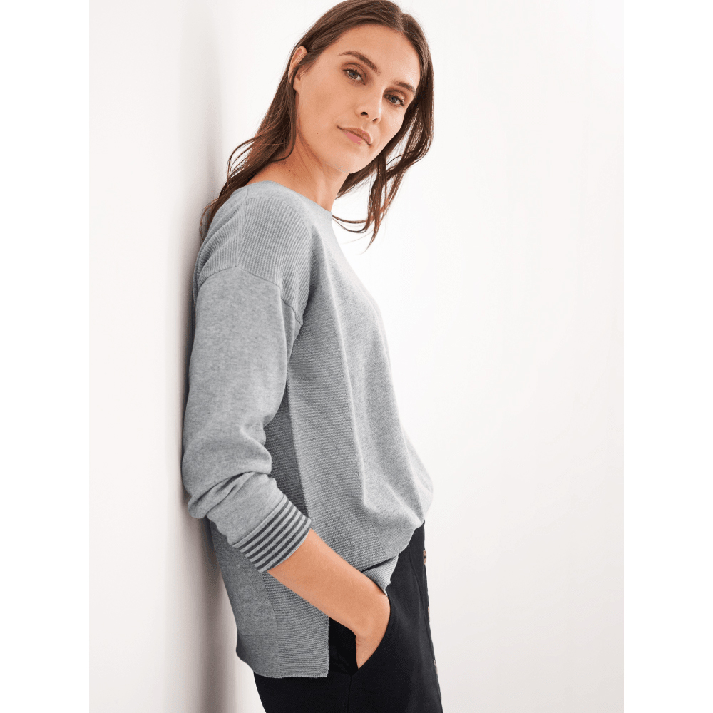 Olivia Jumper in Grey