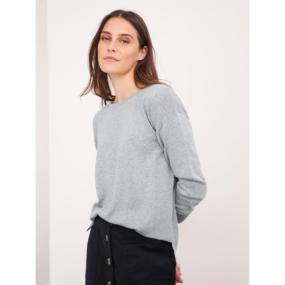 Olivia Jumper in Grey