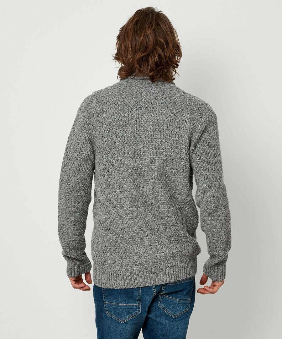 Hickory Cardigan Grey