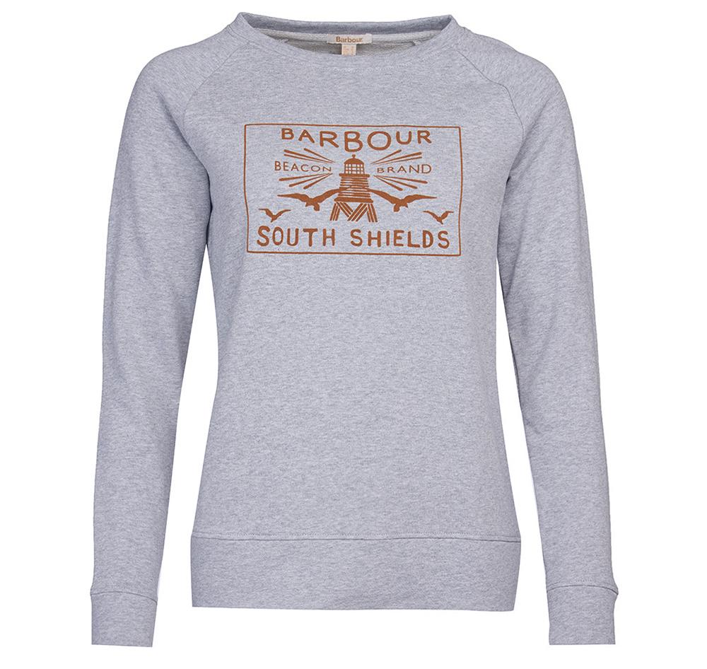 BARBOUR LEWES SWEATSHIRT