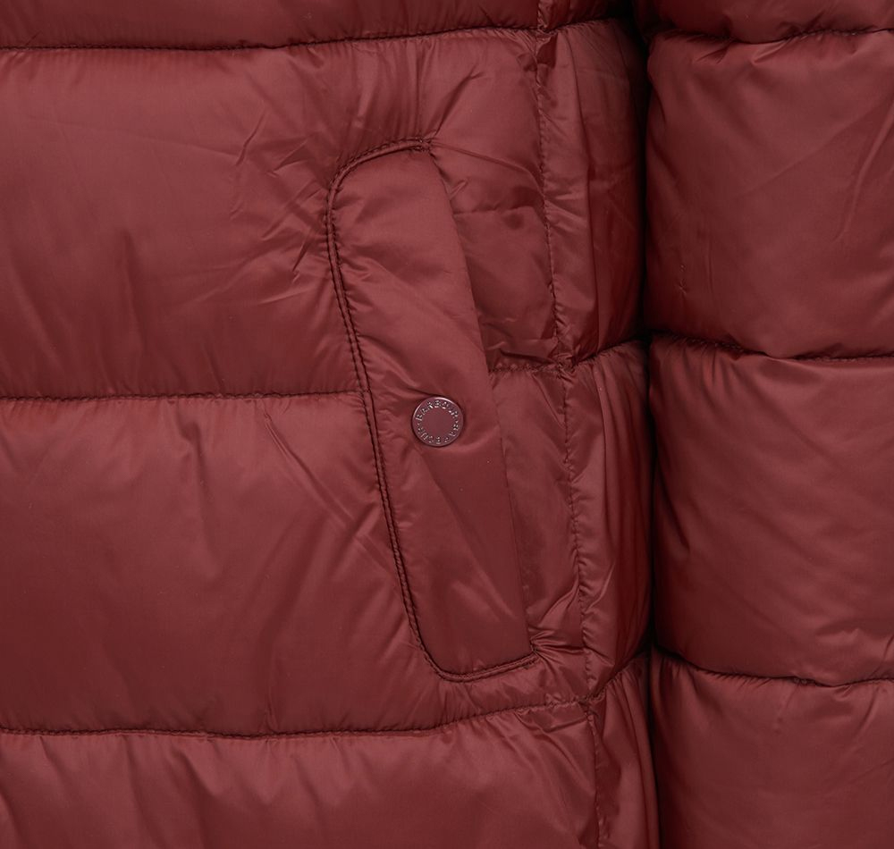 BARBOUR CASSINS QUILTED JACKET