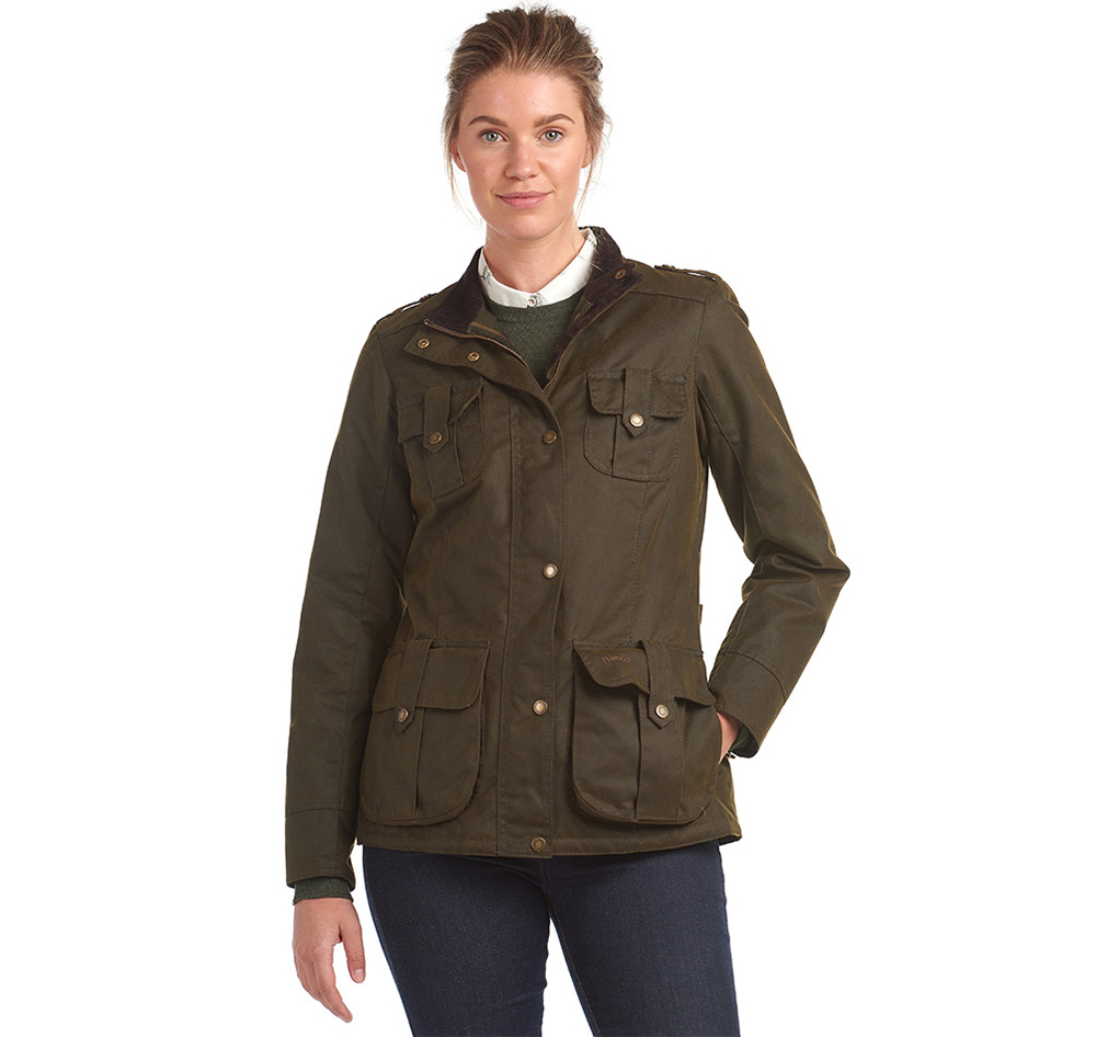Barbour Winter Defence