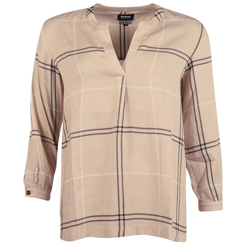 Barbour Earn Shirt CREAM/14