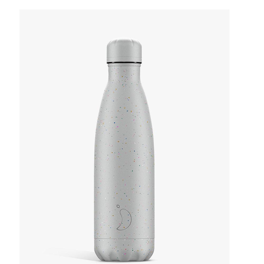 Bottle Speckled 500ml Grey