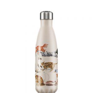 Bottle Emma Bridgewater 500ml Cats