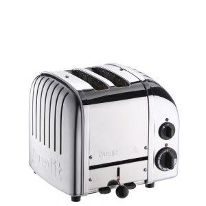 Dualit Classic Vario AWS Polished 2 Slot Toaster