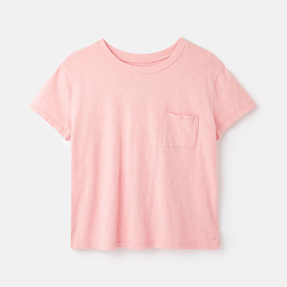Sofi T-Shirt With Pocket Pink