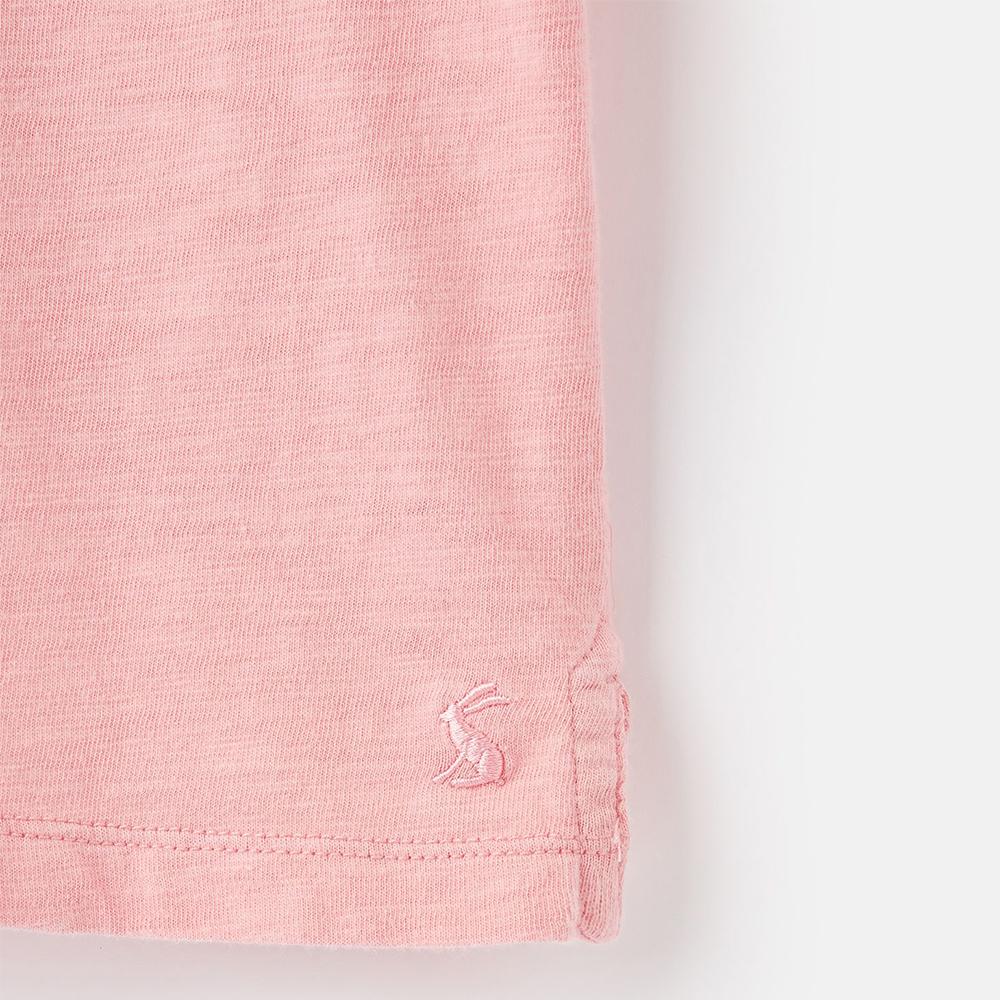 Sofi T-Shirt With Pocket Pink