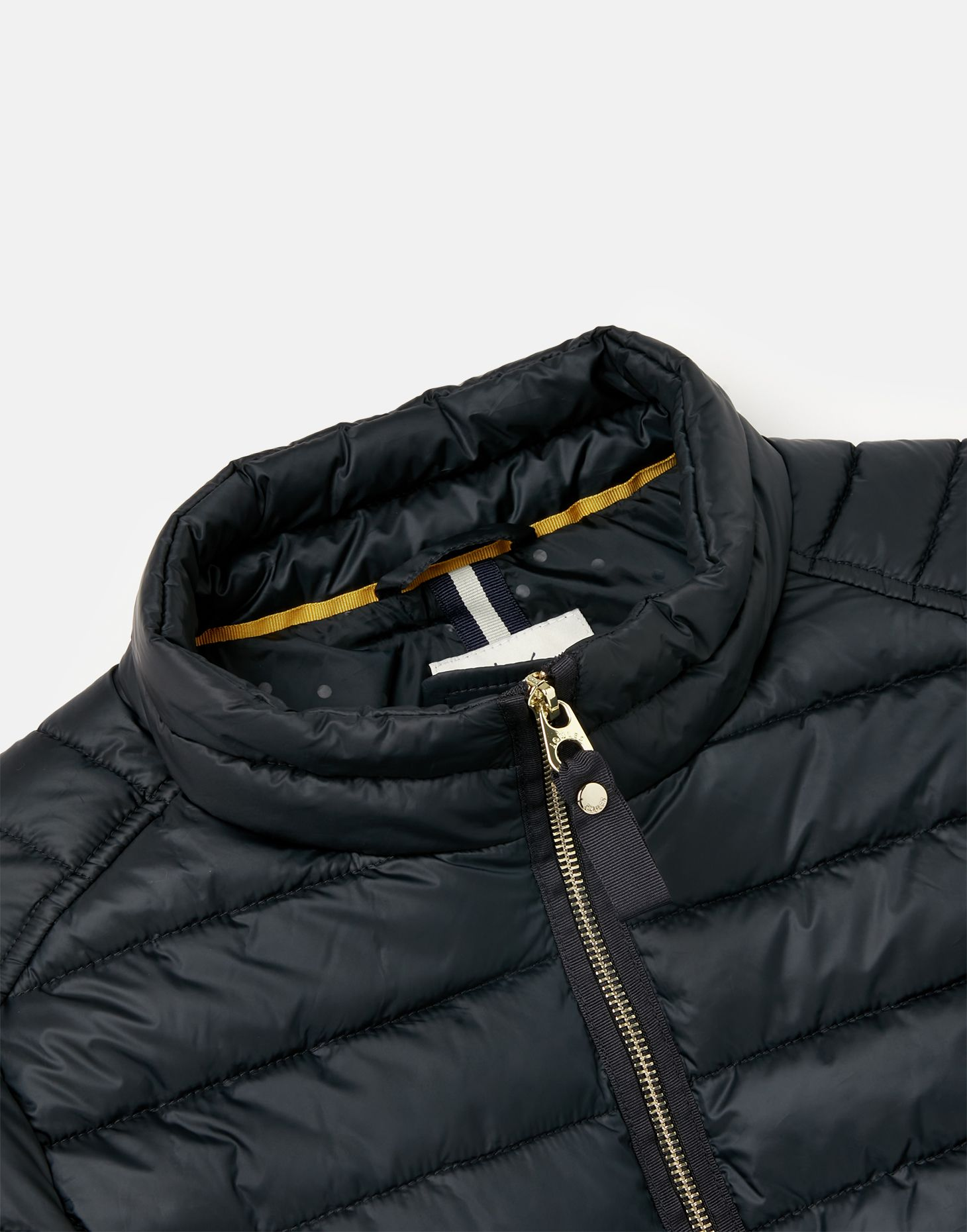 Canterbury Short Luxe Padded Jacket Navy