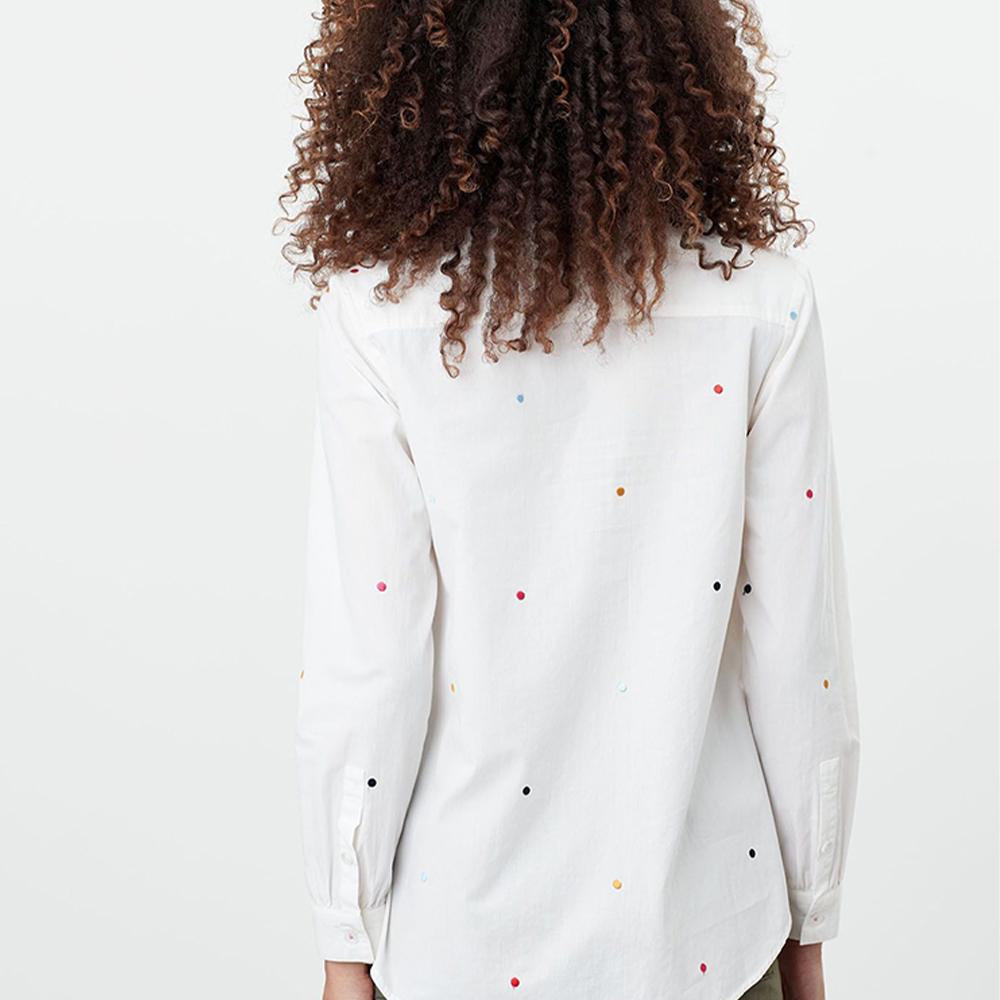 Bayley Pop Over Shirt Multi