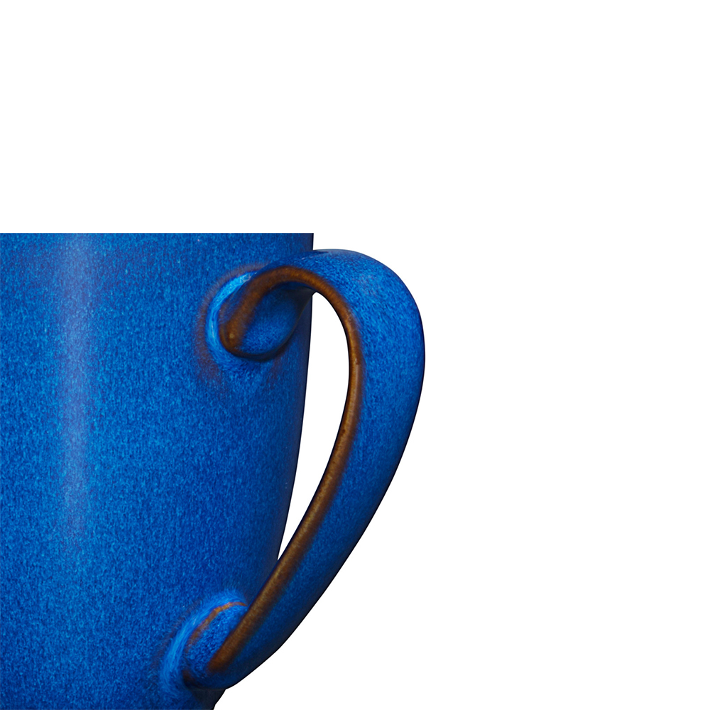 Denby Imperial Blue Coffee Beaker