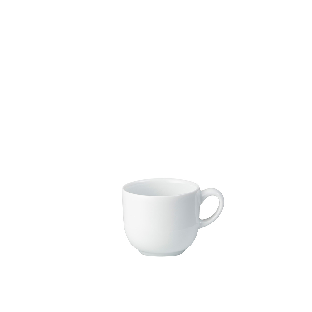 White By Denby Espresso Cup