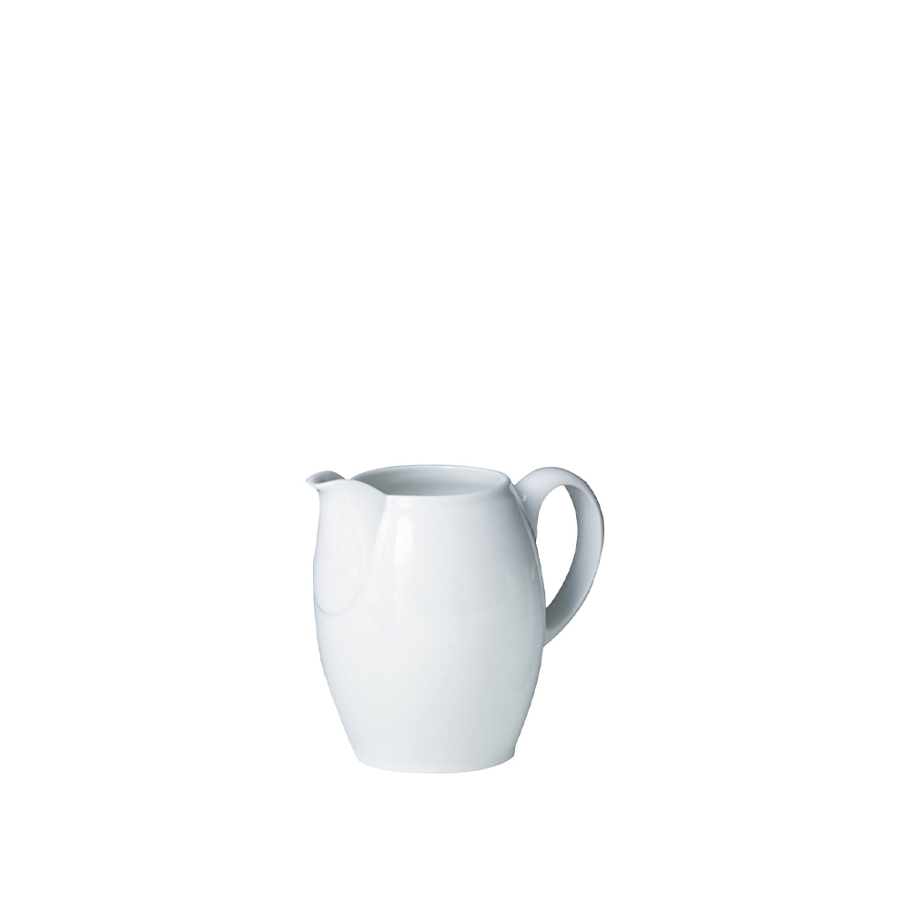 White By Denby Large Jug