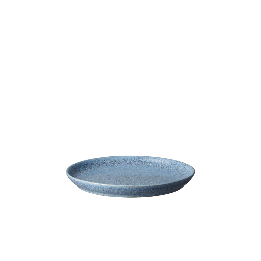 Studio Blue Pebble Medium Coupe Plate