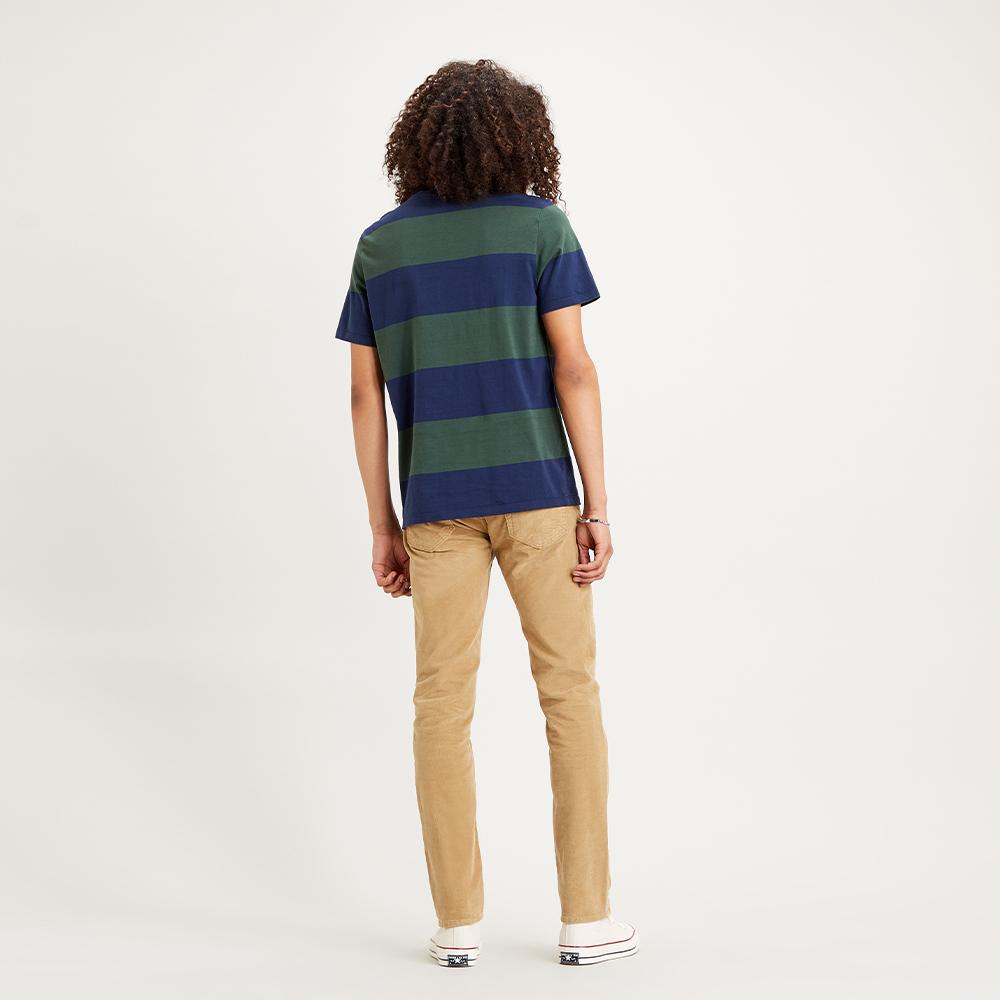 Levi's® The Original HM Tee Rugby Stripe Blue