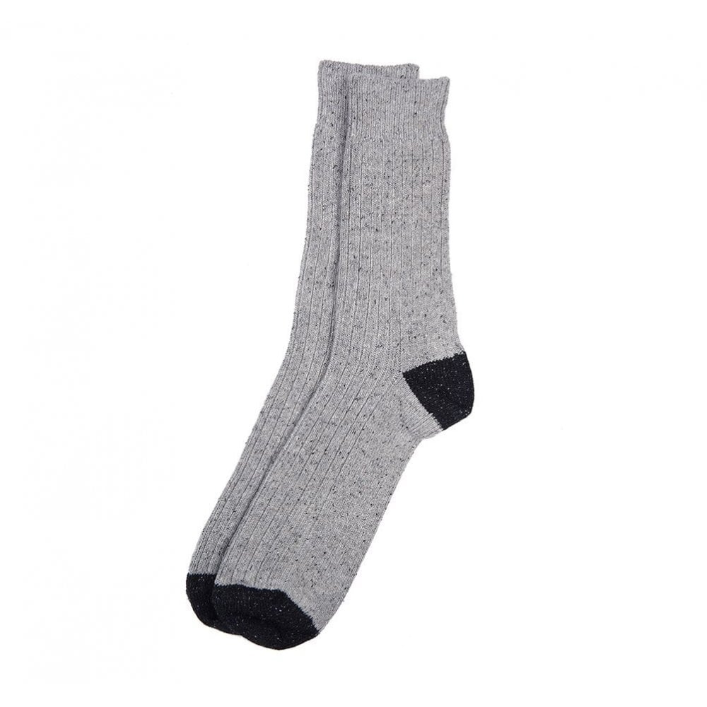 Barbour Houghton Sock Grey