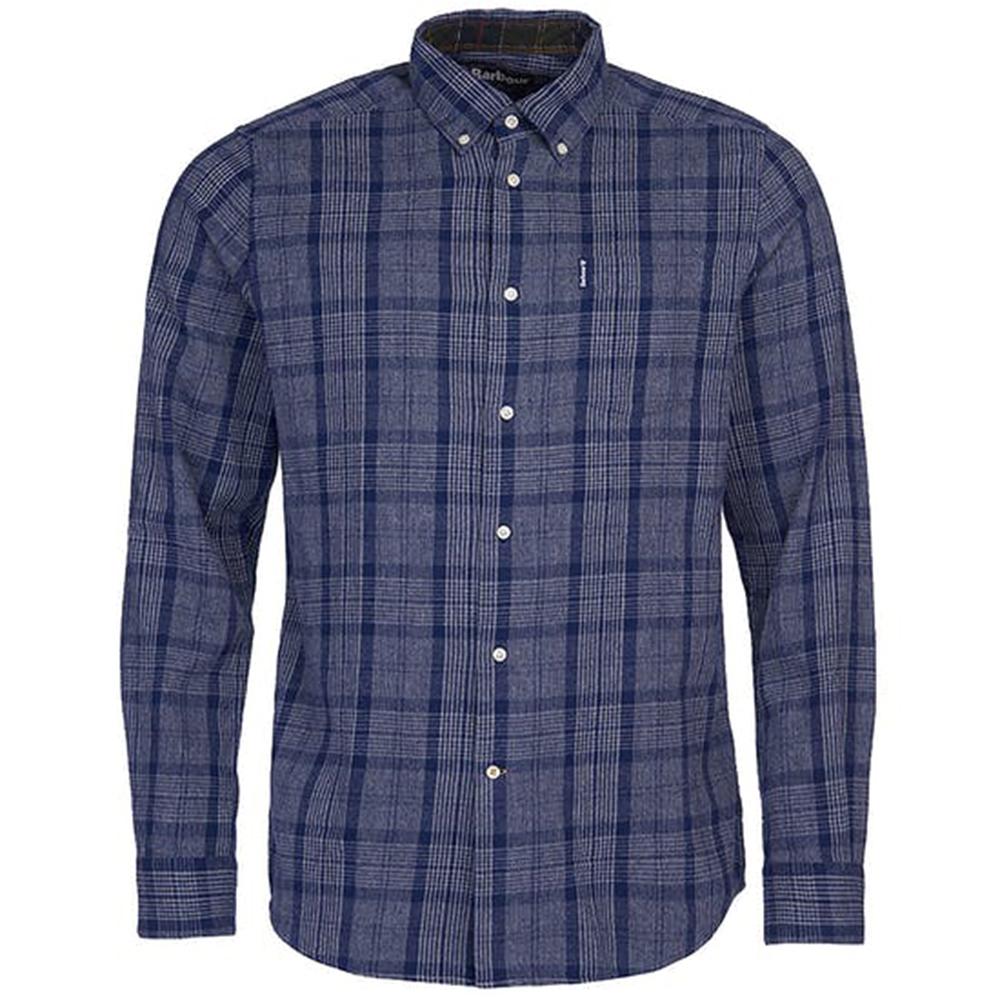 Barbour Inverbeg Shirt  Navy