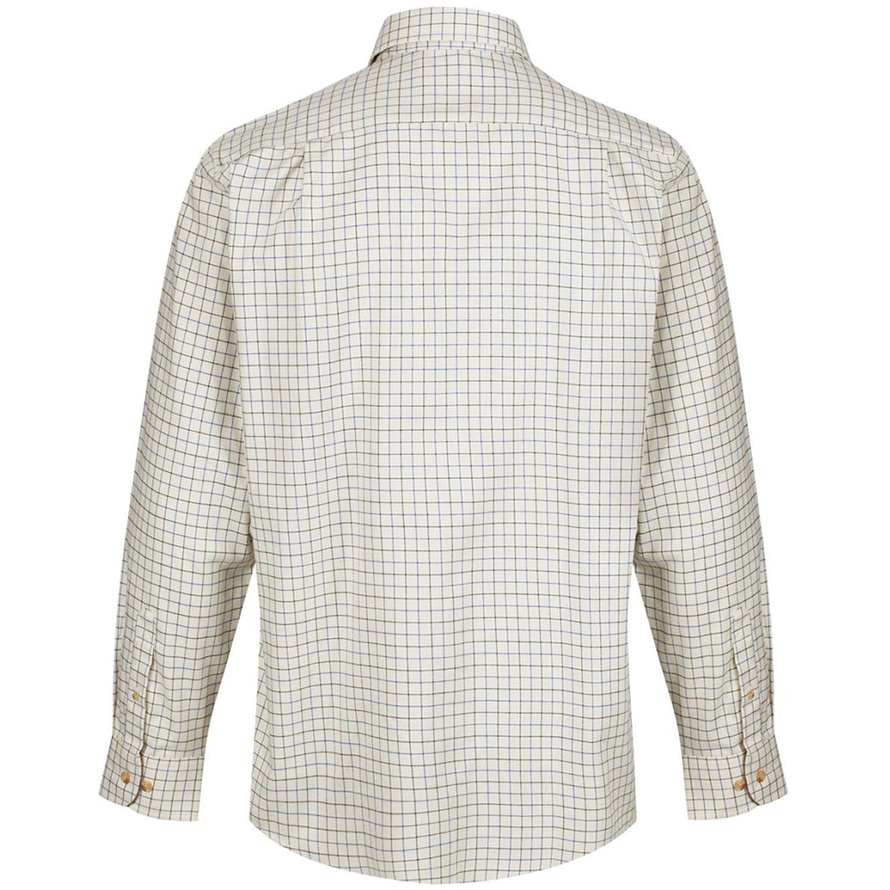 Barbour Field Tattersall Shirt - Classic collar